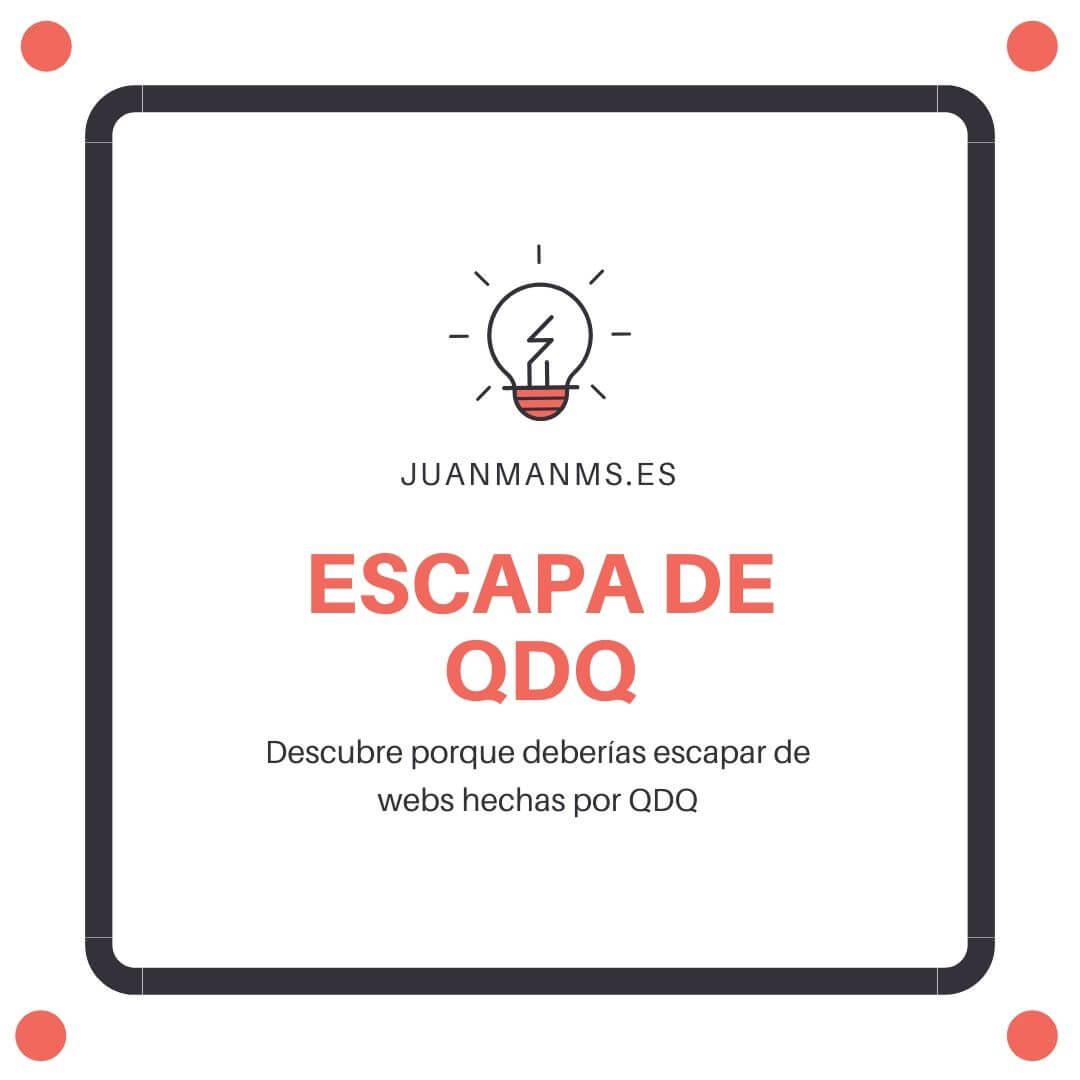 Escapa de QDQ