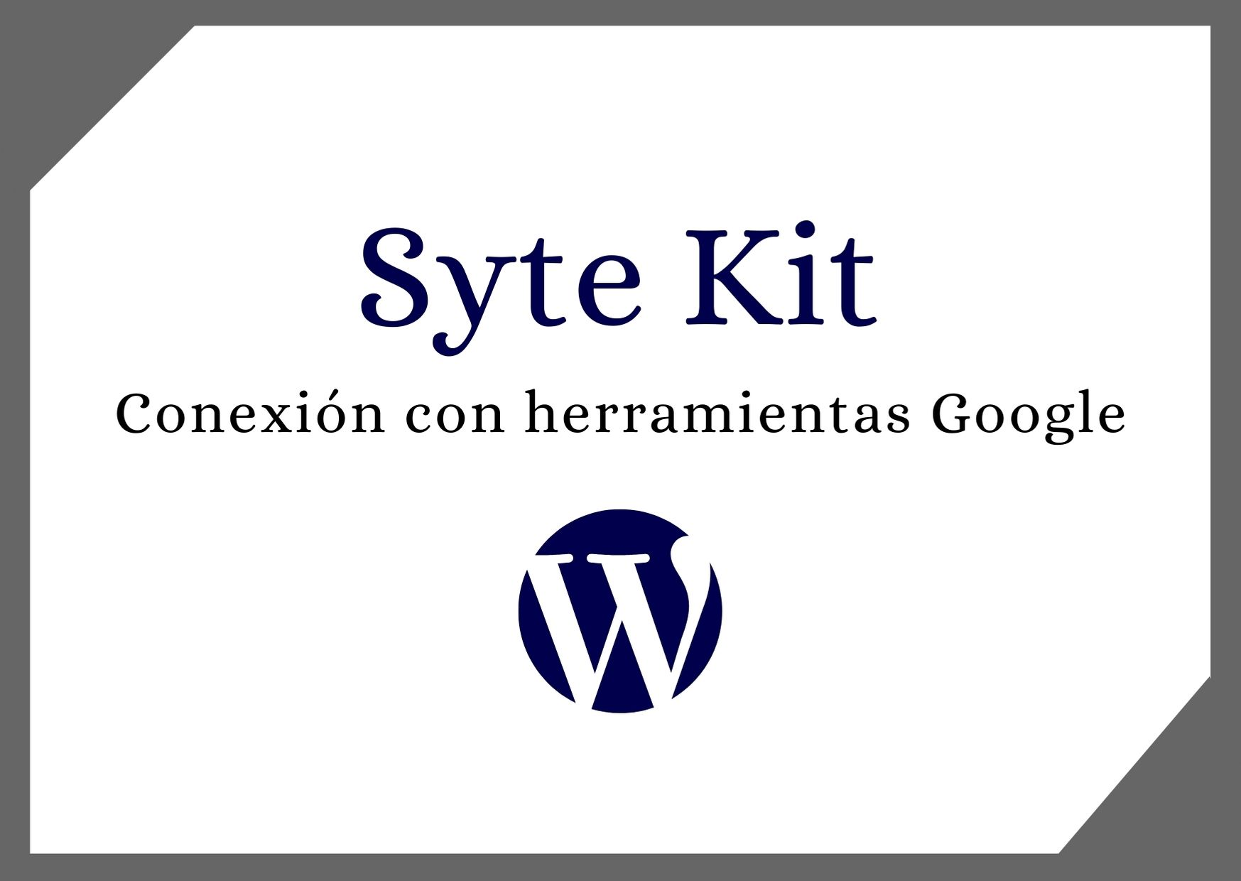 plugin Site Kit
